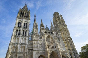 Rouen Bicycle Tour with Fred Ollivier