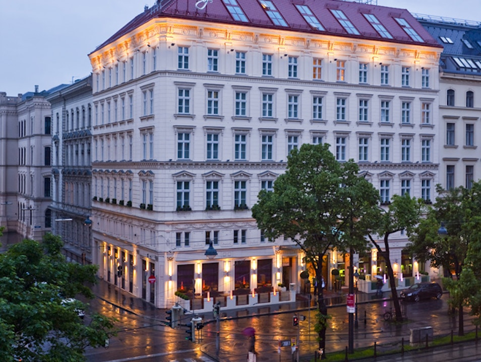 The Ring Hotel  Vienna  Austria