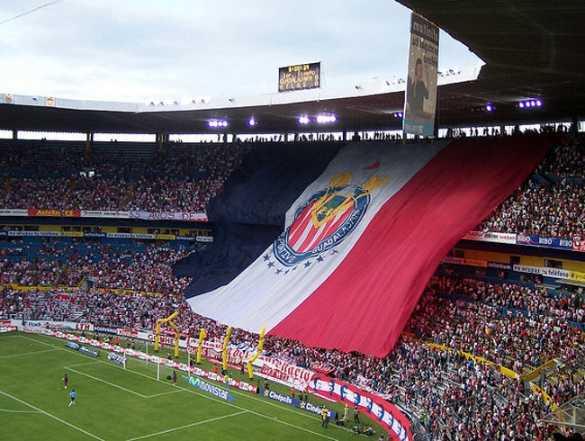 Cheer the Chivas