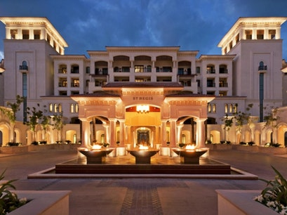 The St. Regis Saadiyat Island Resort, Abu Dhabi Abu Dhabi  United Arab Emirates