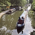 Regent's Canal London  United Kingdom