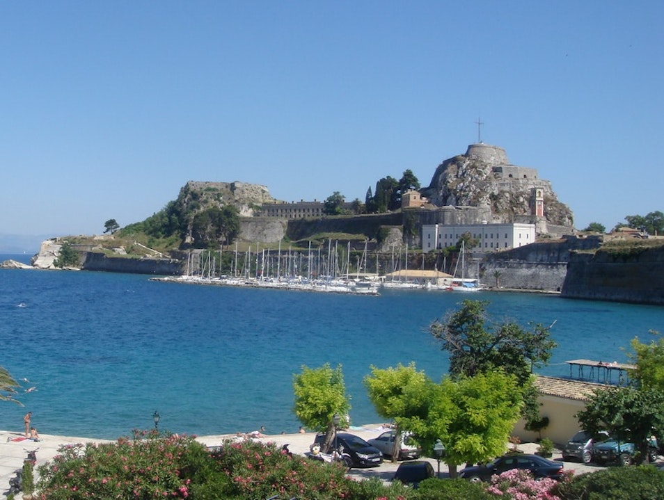 Corfu Kerkira  Greece
