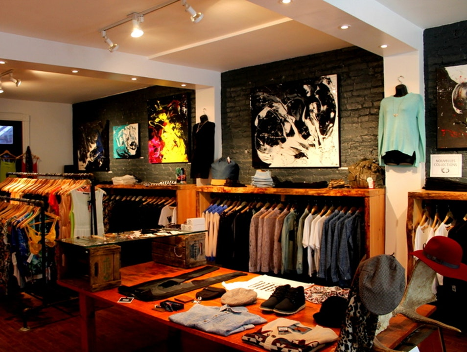 The Go-To Spot for Indie Fashionistas Montreal  Canada