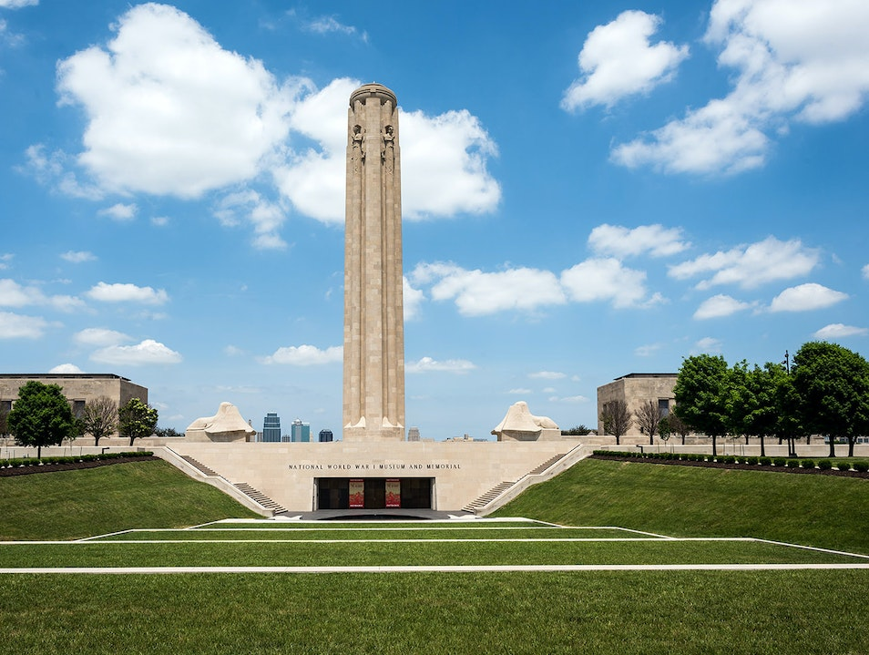 The National WWI Museum and Memorial Kansas City Missouri United States