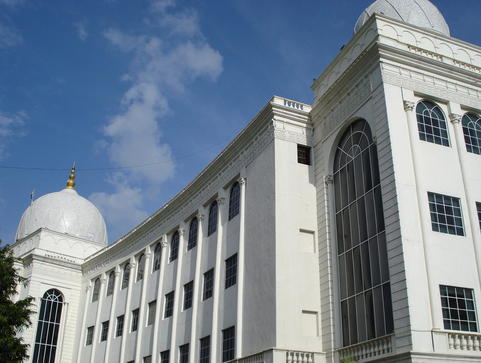 Discover Old Hyderabad at the Salarjung Museum Hyderabad  India