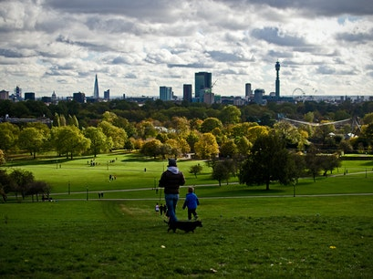Primrose Hill London  United Kingdom