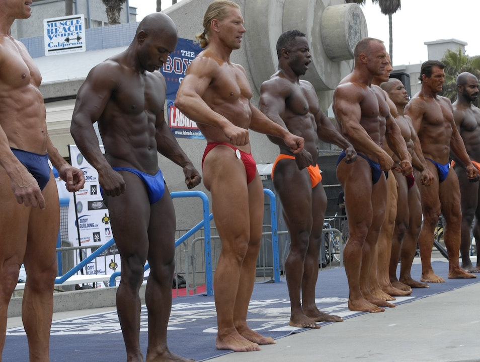 Muscle Beach Los Angeles United