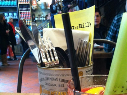 Bill's Cafe Restaurant & Store London  United Kingdom