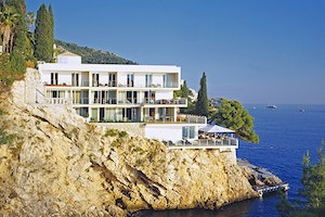 Top Hotels on the Dalmatian Coast