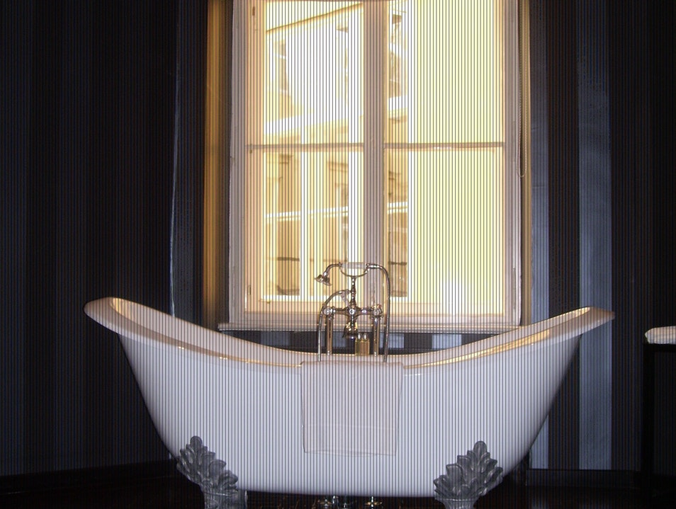 Lap up the luxury in one of the themed suites at Hotel Aldstadt