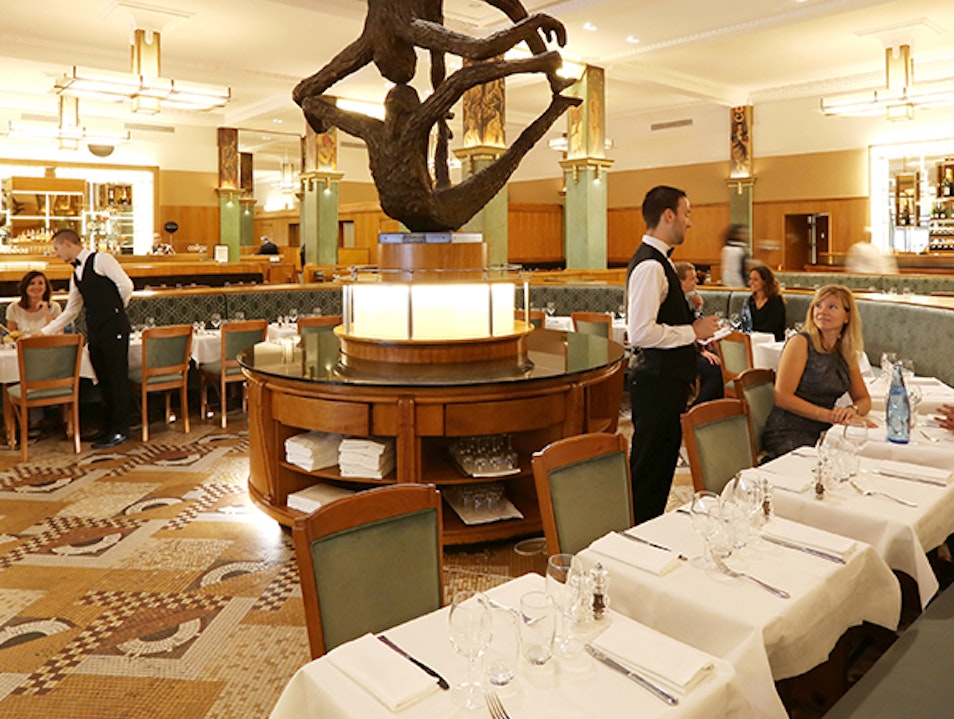 Dine in a Legendary Montparnasse Artist Hangout Paris  France