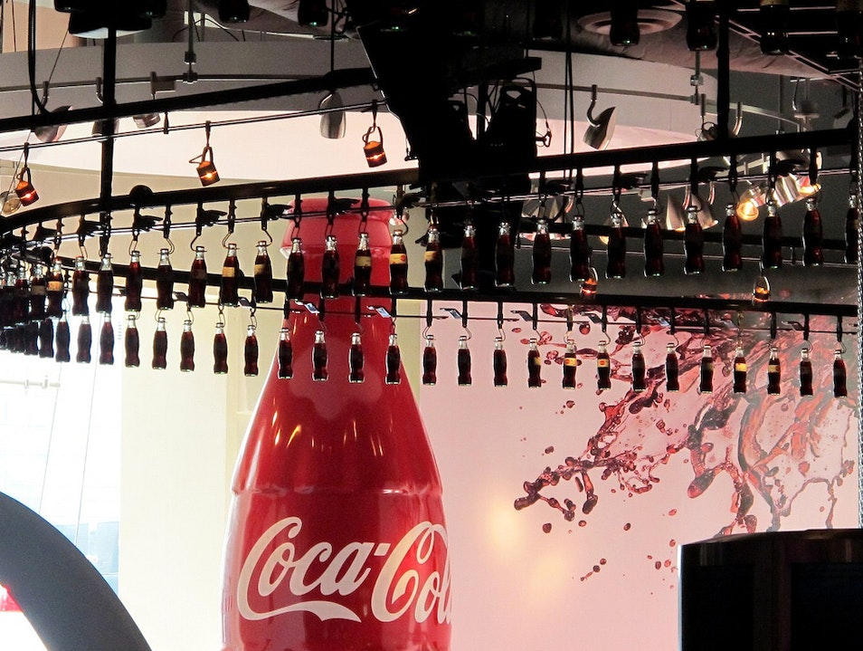 Taste Coke Flavors From around the World