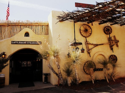 Cattleman's Steakhouse El Paso Texas United States