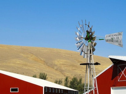 Garfield County Fair Grounds Pomeroy Washington United States