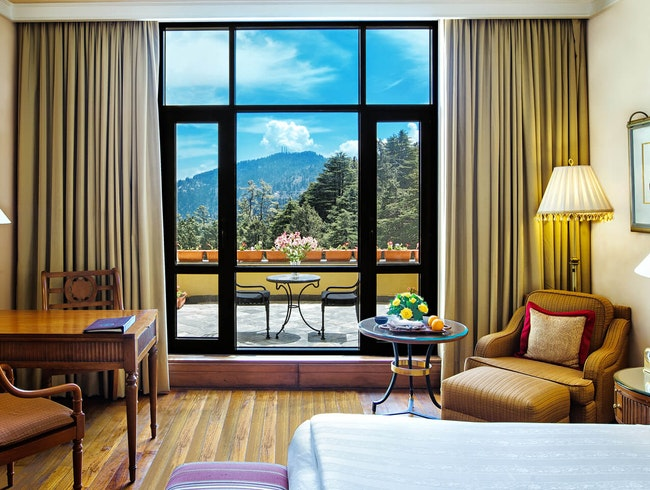 Hotel Dreamway Eco-Friendly Family Hotel In Morni Hills