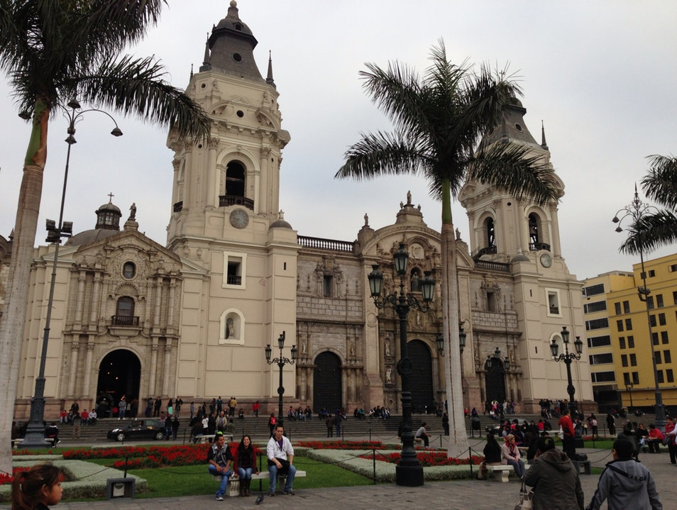 Cathedral of Lima Cercado De Lima  Peru