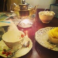 Candella Tea House London  United Kingdom