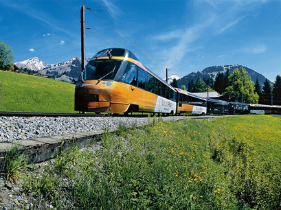 GoldenPass Panoramic Montreux  Switzerland