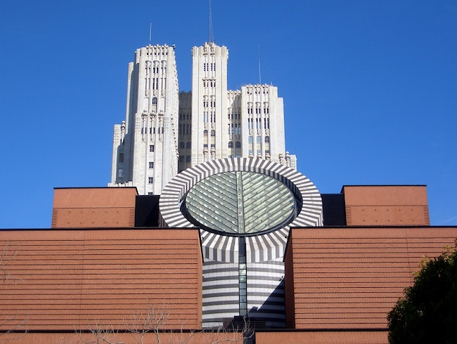 Museum of Modern Art in San Francisco (SF MOMA)