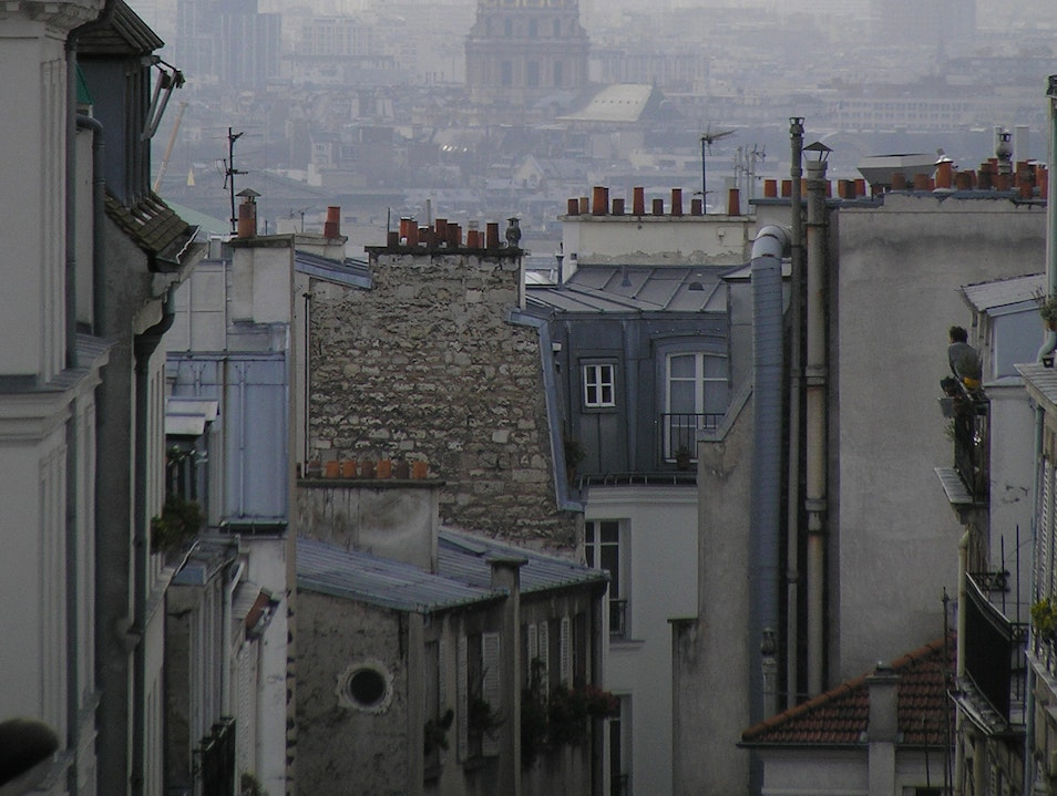 Parisian Fog Paris  France