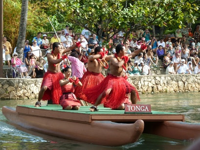 Polynesian Culture Center Laie Hawaii United States