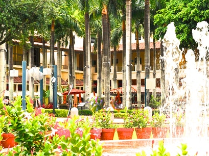 Shops at Merrick Park Coral Gables Florida United States