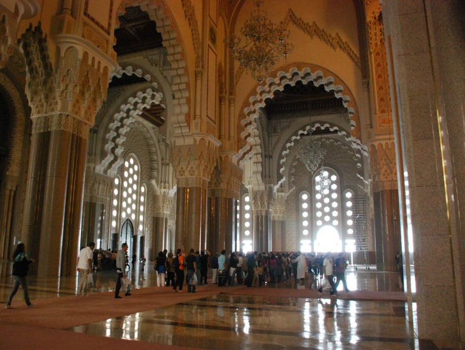 Morocco private tours from Casablanca