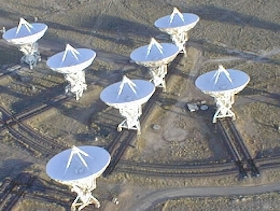 Science and Space in New Mexico Magdalena New Mexico United States