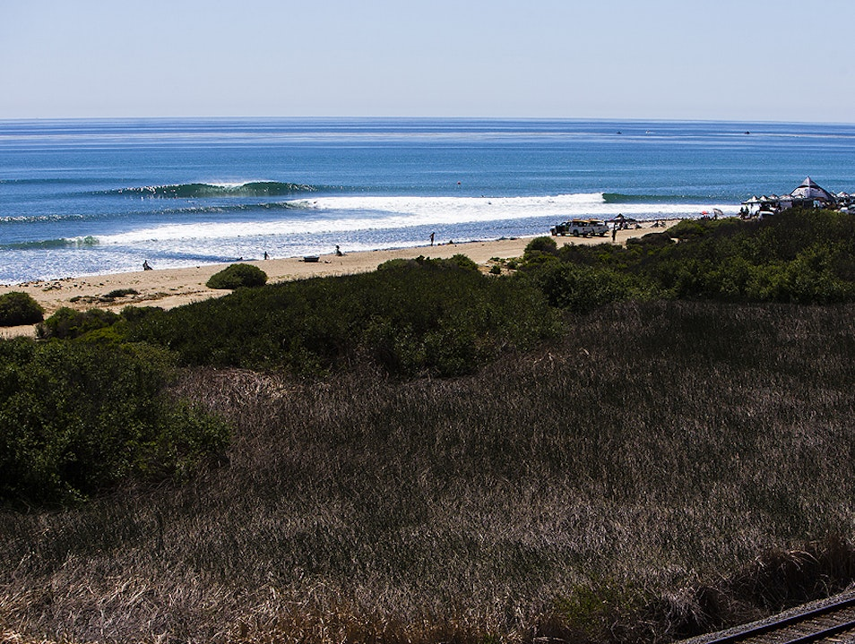 2014 Hurley Pro at Trestles San Clemente California United States