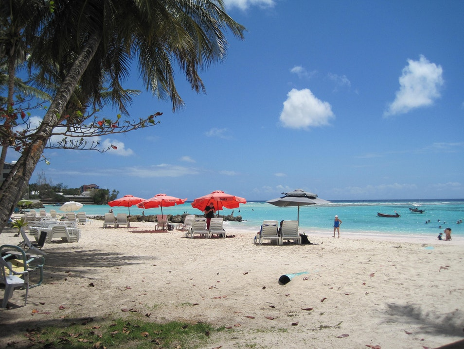 The Best LIttle Beach Bar in Barbados