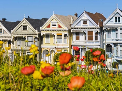 Alamo Square San Francisco California United States