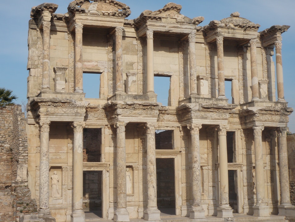 The Amazing Ephesus Selçuk  Turkey