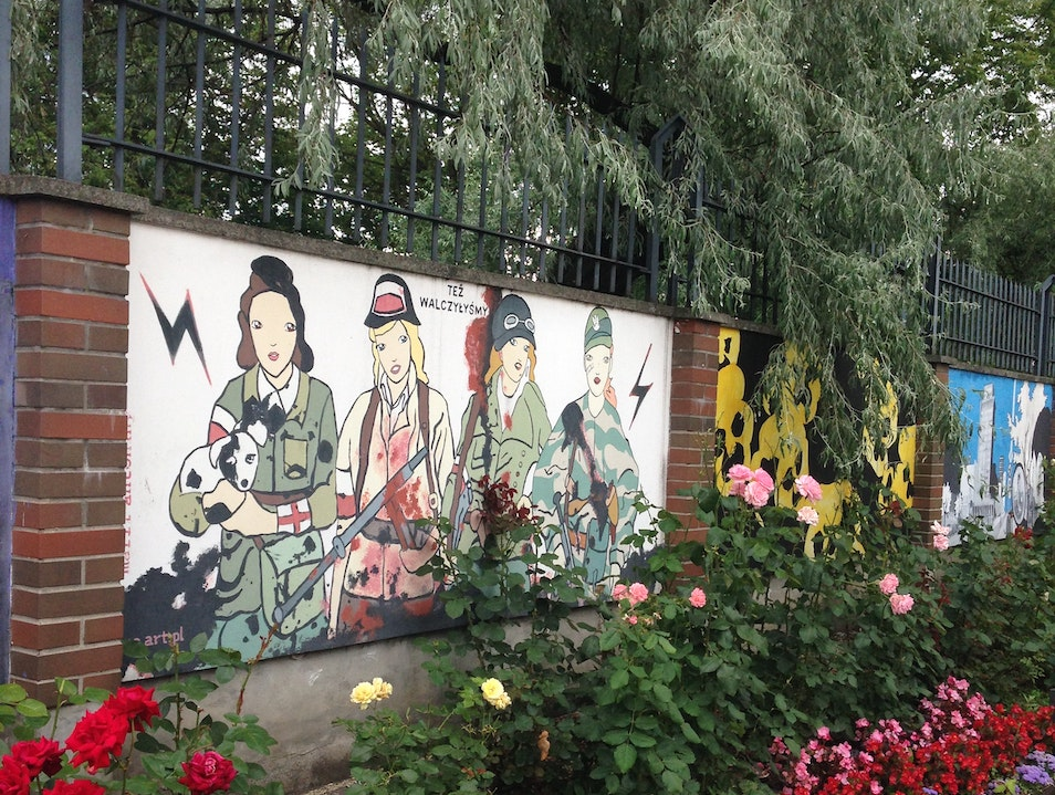 A Day at the Warsaw Uprising Museum