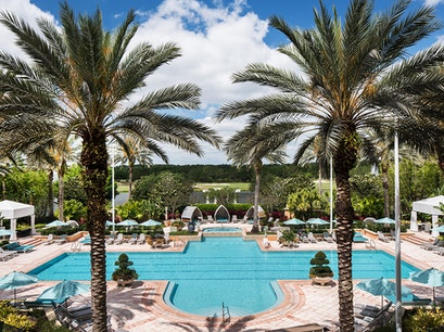 The Ritz-Carlton Orlando, Grande Lakes  Florida United States