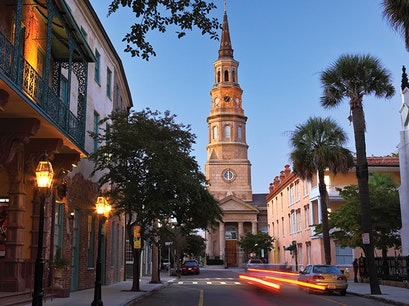 St. Philip's Church Charleston South Carolina United States