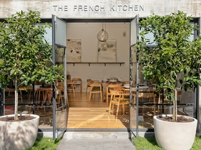 The French Cafe Auckland  New Zealand
