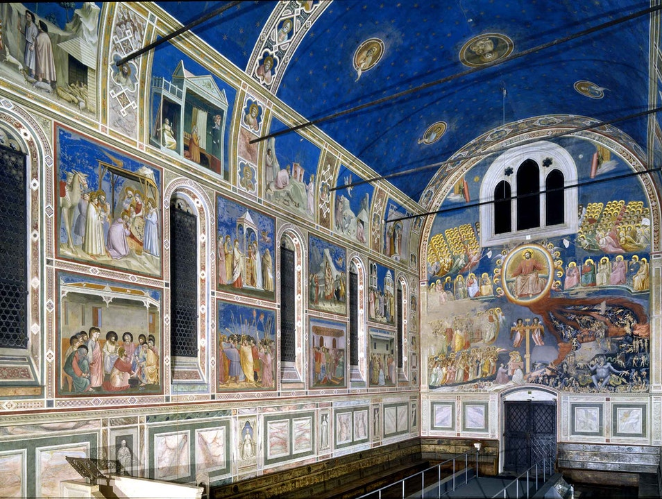 Giotto's Hidden Art Gem in Padua