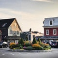 Dock Square Kennebunkport Maine United States