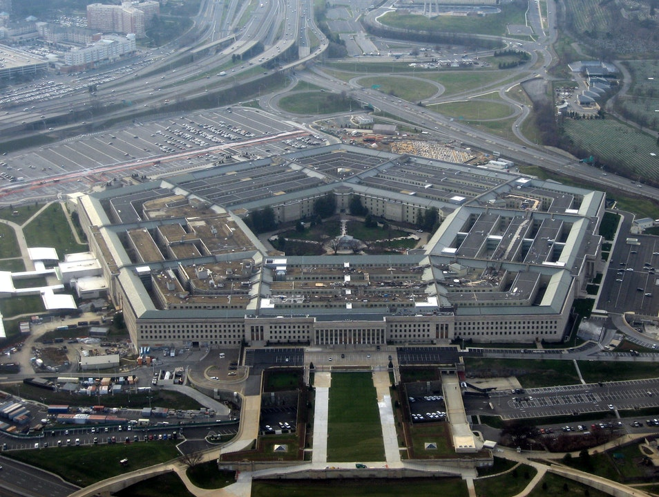 Take a Tour of the Pentagon Washington, D.C. District of Columbia United States