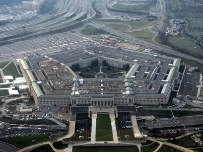 The Pentagon Arlington Virginia United States