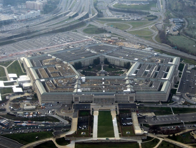 Take a Tour of the Pentagon