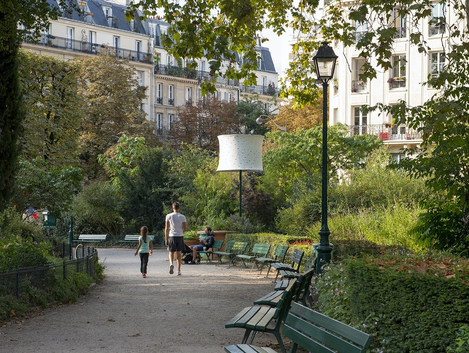 A Local's Guide to Paris: The Most Hidden Park Paris  France