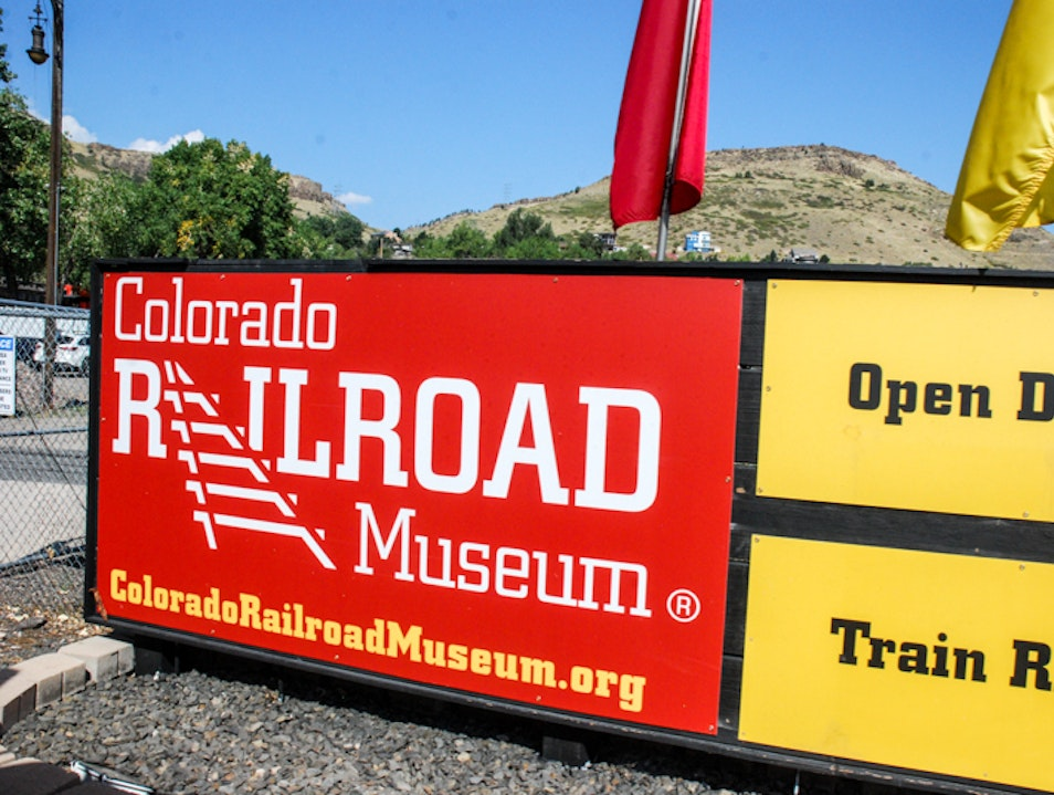 Ride the Rails and Get Your Train On: Railroad Museum in Golden Golden Colorado United States