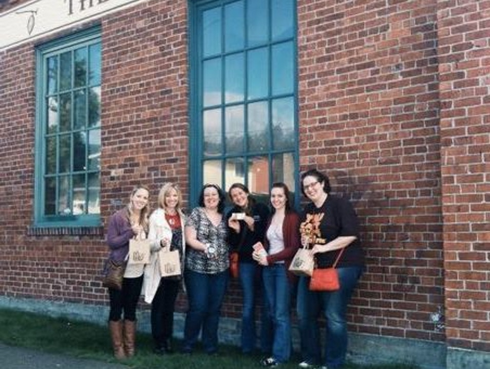 Chocolate Factory Tour! Seattle Washington United States