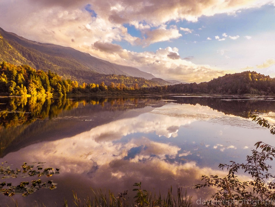 Cheam Lake: A Photographer's Delight Fraser Valley D  Canada