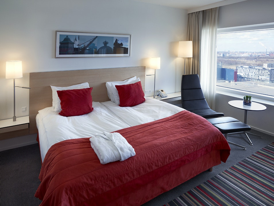The Crowne Plaza Copenhagen  Denmark
