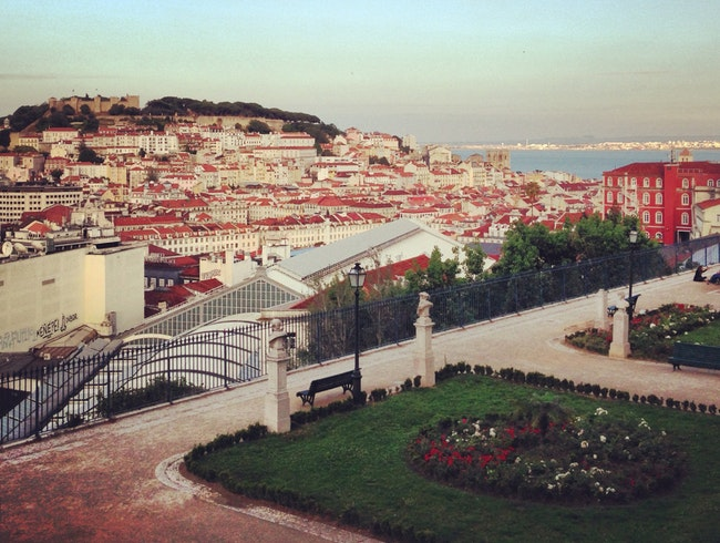 The best view of Lisbon