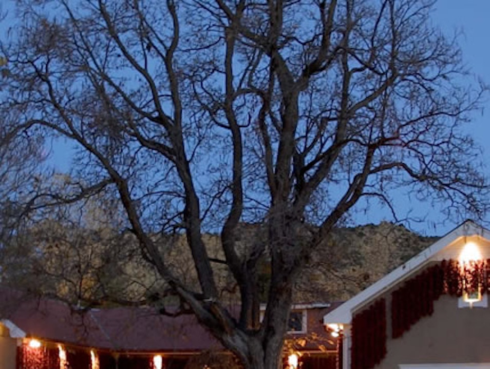 New Mexican cuisine on the High Road to Taos