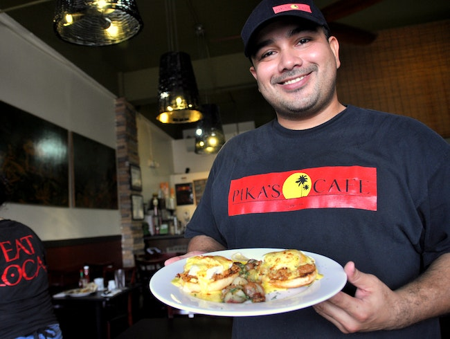 Local Food and Hospitality at Pika's Cafe