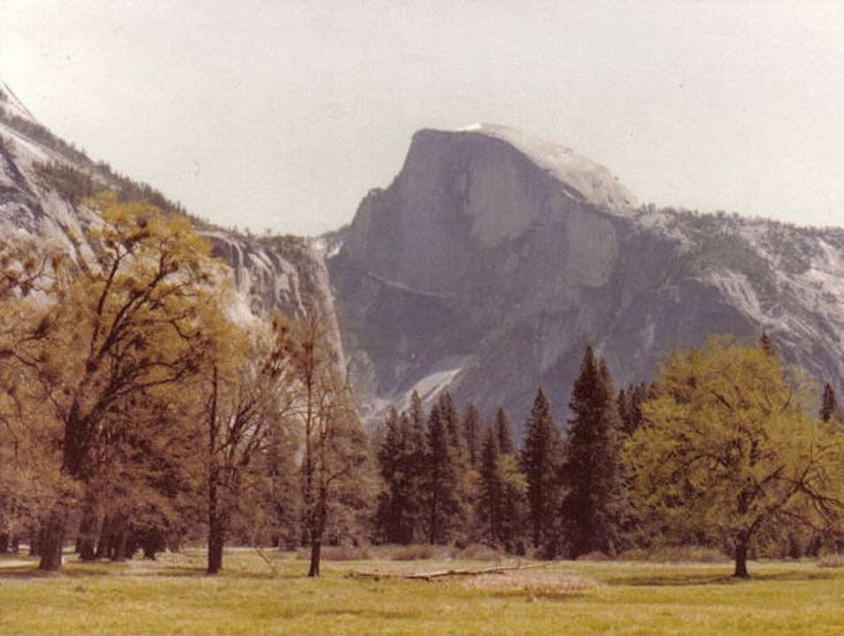 About Yosemite! (part 2) Where to stay?